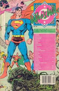 Who's Who: The Definitive Directory of the DC Universe #22, VF (Stock ph...