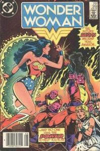 Wonder Woman (1942 series) #318, Fine (Stock photo)