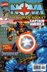 Nova (3rd Series) #2A VF/NM; Marvel   save on shipping - details inside