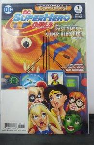 DC Super Hero Girls 2017 Halloween Comic Fest Special Edition #1 (2017)