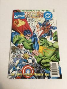 Marvel Versus DC 3 Nm Near Mint