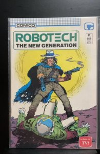 Robotech: The New Generation #21 (1988)