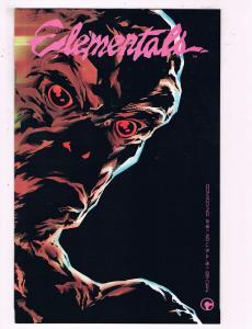 Elementals #1 VF Comico Comics Comic Book DE19