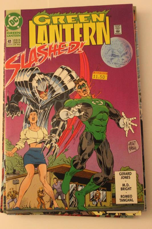 Green Lantern 41 NM