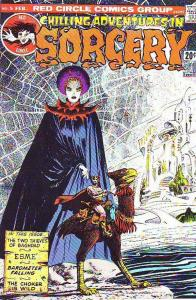 Chilling Adventures in Sorcery #5 (Feb-74) VF+ High-Grade Sabrina