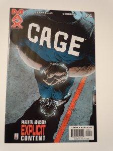 Cage (Max) #4 (2002)