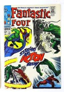 Fantastic Four (1961 series) #71, Fine+ (Actual scan)