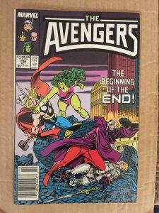 The Avengers #296