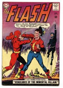 Flash Comics #137 1963- 1st Silver Age Vandal Savage- Golden Age Flash FN-