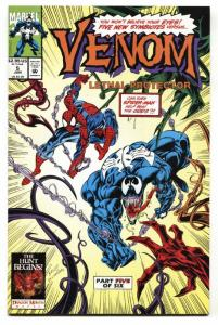 Venom: Lethal Protector #5 First appearance of Phage- Lasher- Riot - Agony.