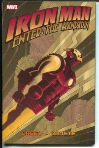 Iron Man Enter The Mandrin-Joe Casey-2008-PB-VG/FN