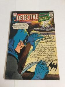 Detective Comics 366 Fn Fine 6.0 Silver Age