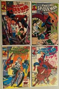 Amazing Spider-Man set:#1-4 9.4 NM (1993)