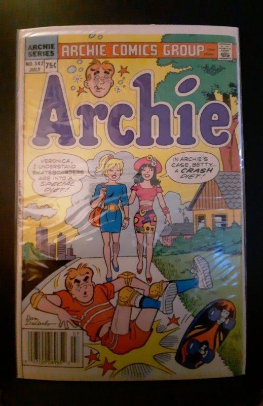 Archie #342 (1986)