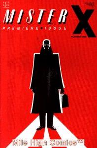 MR. X (1985 Series)  (VORTEX) (MISTER X) #1 Very Fine Comics Book