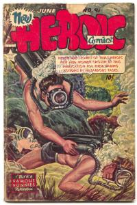 Heroic #91 1954- Golden Age Comic G