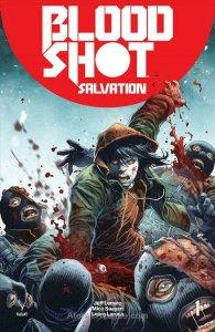 Bloodshot Salvation #1C VF/NM; Valiant | save on shipping - details inside