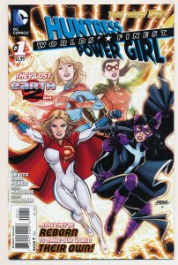 Worlds Finest (2012 3rd Series) #1 NM