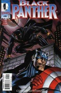 BLACK PANTHER (1998 MARVEL) #9 NM