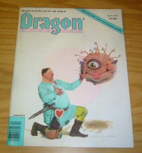 Dragon Magazine #156 FN; TSR | save on shipping - details inside