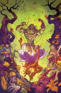 JUSTICE LEAGUE DARK ANNUAL (2019 DC) #1 PRESALE-07/31