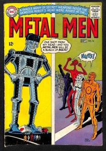 Metal Men #15 (1965)