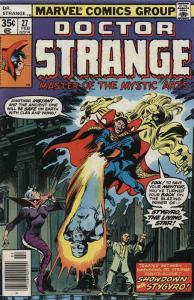 Doctor Strange (2nd Series) #27 VF/NM; Marvel | save on shipping - details insid