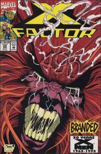 Marvel X-FACTOR (1986 Series) #89 VF