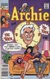 Archie Comics #378, VF+ (Stock photo)