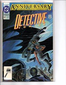 DC Comics Detective Comics #627 Batman; 80 Page Anniversary Breyfogle Art