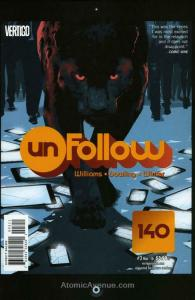 Unfollow #3 VF/NM; DC/Vertigo | save on shipping - details inside