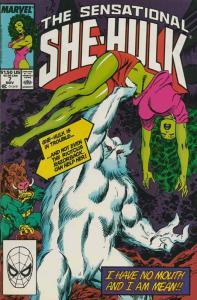 Sensational She-Hulk, The #7 VF/NM; Marvel | save on shipping - details inside