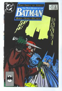 Detective Comics (1937 series) #435, VF (Actual scan)