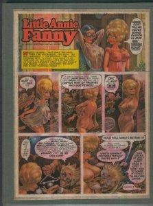 Little Annie Fannyer: Anita la huerfanita