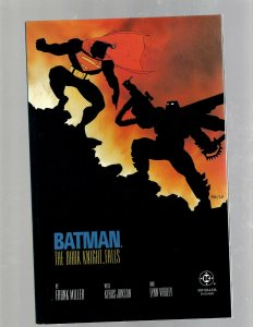 Batman The Dark Knight Falls Book # 4 NM 1st Print DC Comic Book Superman SB5