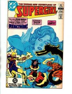 Daring New Adventures of Supergirl #8 - 1983 - VF+