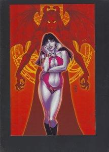 Vampirella VS Purgatori #1 Limited Edition Cover