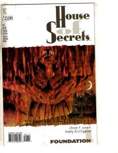 8 DC Comics House Of Secrets 1 2 3 + Arcana 1 Vertigo Rave 1 Destiny 1 2 3 JS2