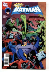 BATMAN THE BRAVE AND THE BOLD #5 -Animated series comic-DC-Low Print
