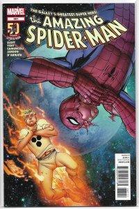 Amazing Spider-Man (vol. 2, 1998) #681 FN/VF Slott/Camuncoli, Human Torch