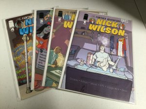 The Further Adventures Of Nick Wilson 1-4 Nm Near Mint Image Comics