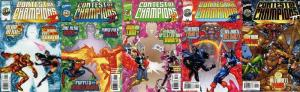 CONTEST OF CHAMPIONS II (1999) 1-5  COMPLETE!
