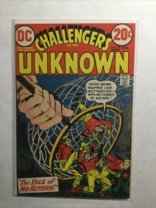 Challengers Of The Unkown 78 Near Mint Nm Dc Comics