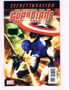 Guardians Of The Galaxy # 6 VF 1st Print Marvel Comics Rocket Raccoon Groot J72