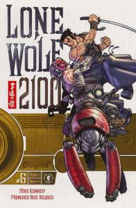 Lone Wolf 2100 #6 VF/NM; Dark Horse | save on shipping - details inside