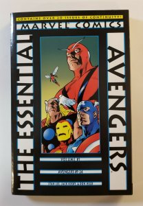 THE ESSENTIAL AVENGERS VOL.1 TPB SOFT COVER VF/NM