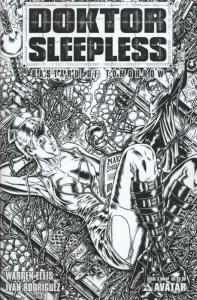 Doktor Sleepless #3A VF/NM; Avatar   save on shipping - details inside