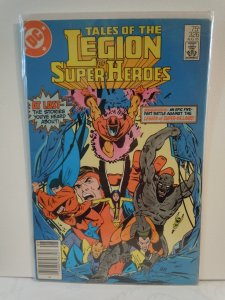 Tales of the Legion of Super-Heroes #326