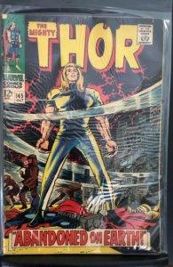 Thor #145 (1967)