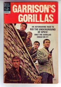 Garrison's Gorillas #2 (Apr-68) FN/VF+ Mid-High-Grade Garrison's Gorillas